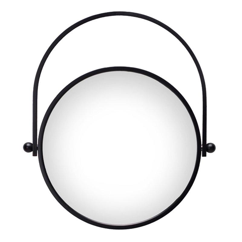 Hakola Lampi peili, pyöreä