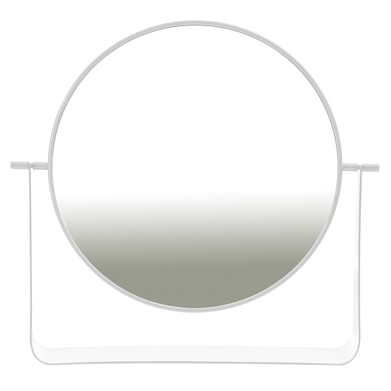 Harto Narcisse table mirror, white