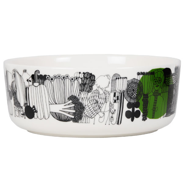 Marimekko Oiva - Siirtolapuutarha bowl 1,5 L