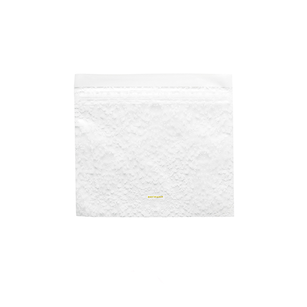 Normann Copenhagen Daily Fiction zip bag, 12 pcs, busy structure