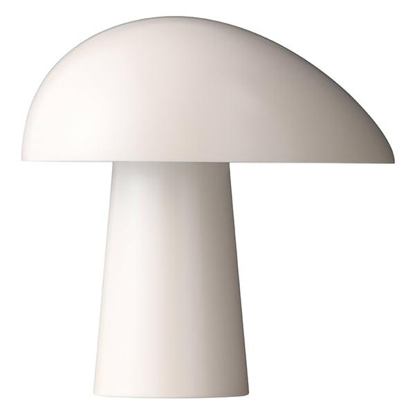Fritz Hansen Night Owl table lamp, smokey white