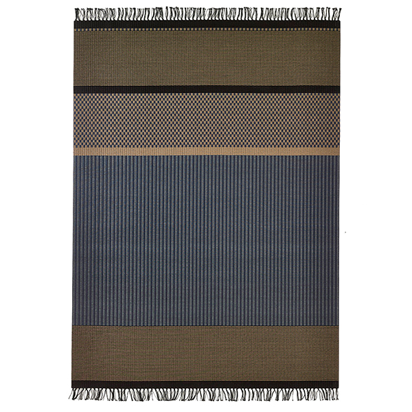 Woodnotes San Francisco carpet, dark blue - nutria