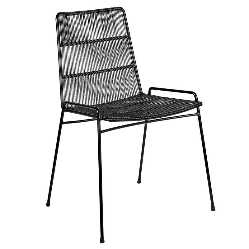 Serax Abaco tuoli, musta