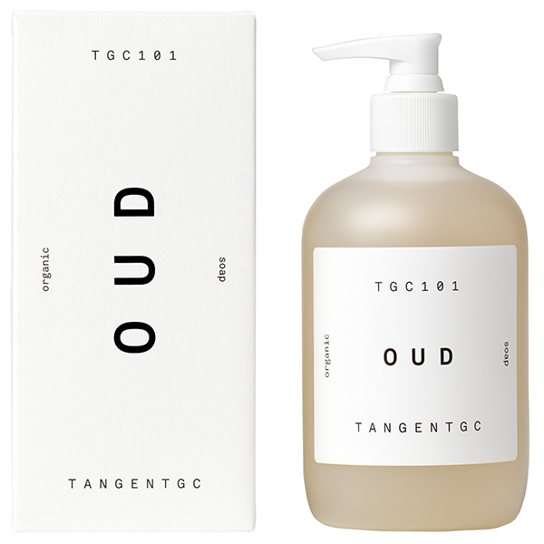 Tangent GC Oud organic soap