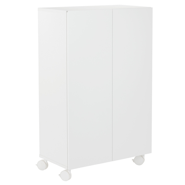Adi 24/7 cabinet, high, white