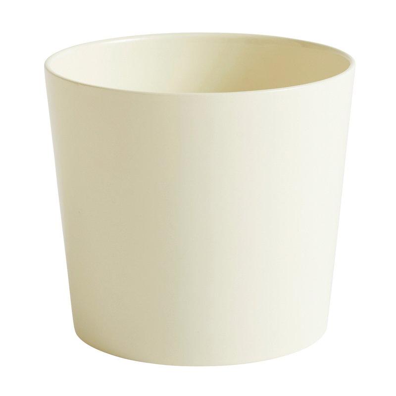 Hay Botanical Family pot, L, off white