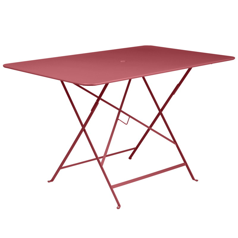 Fermob Bistro table 117 x 77 cm, chili