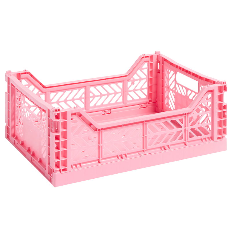 Hay Colour crate, M, light pink
