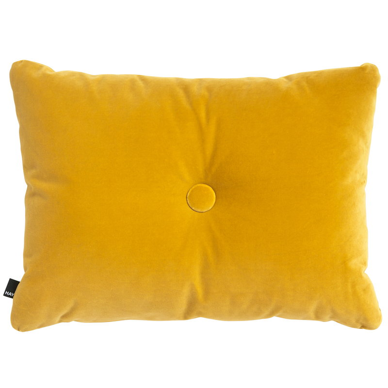 Hay Dot Soft cushion, yellow