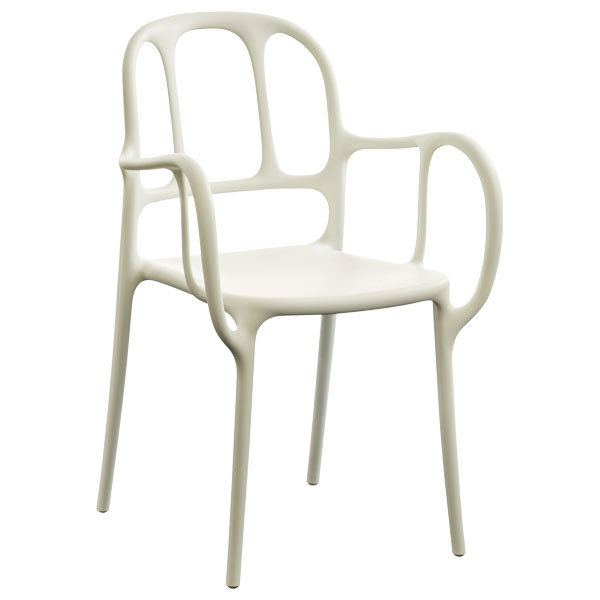 Magis Mila chair, white