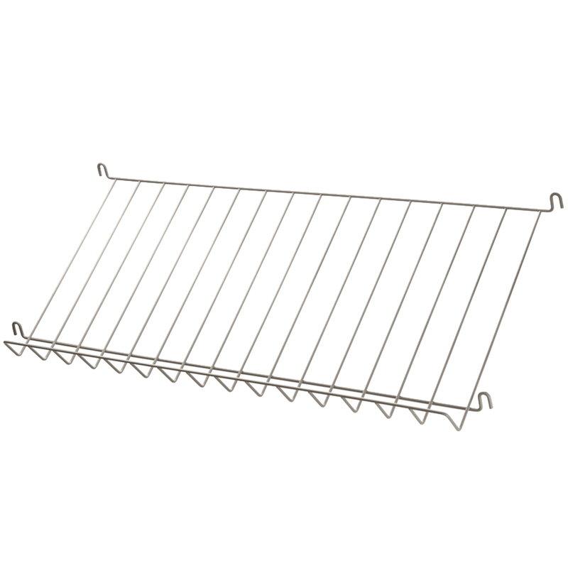 String String magazine shelf, beige steel