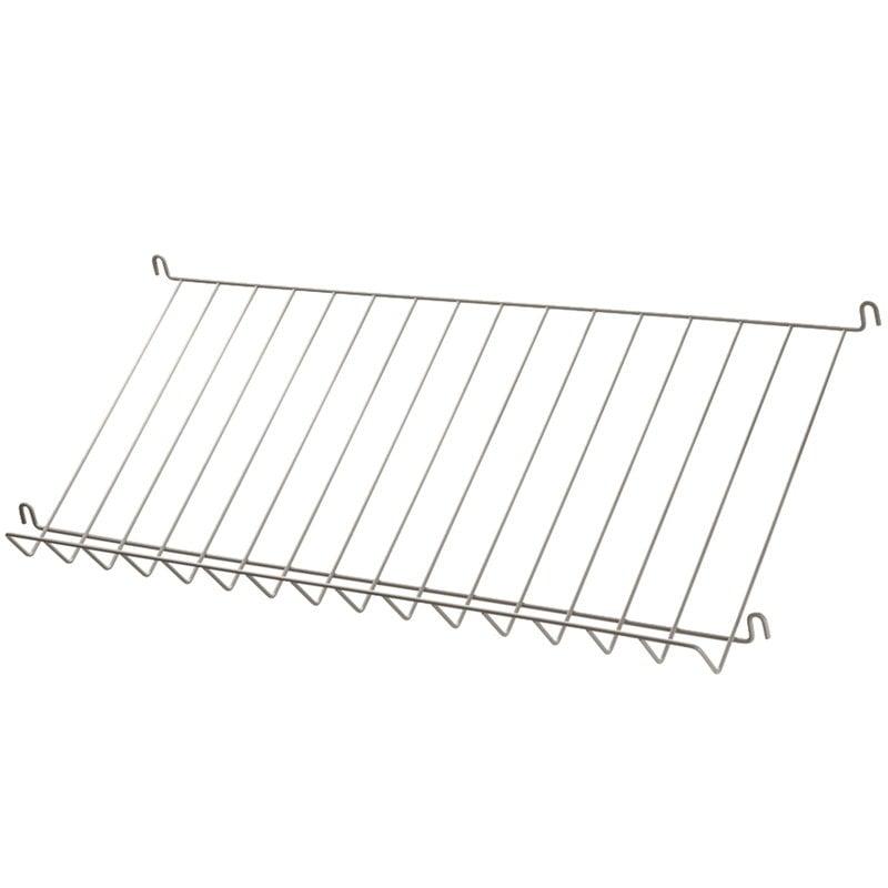 String String magazine shelf, 78 x 30 cm, beige steel