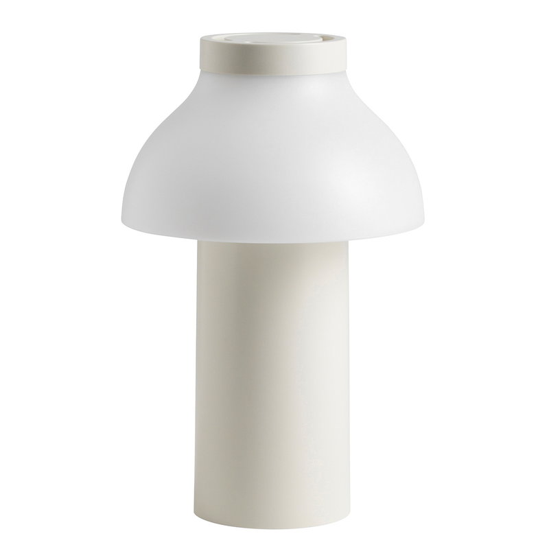 Hay PC Portable table lamp, cream white