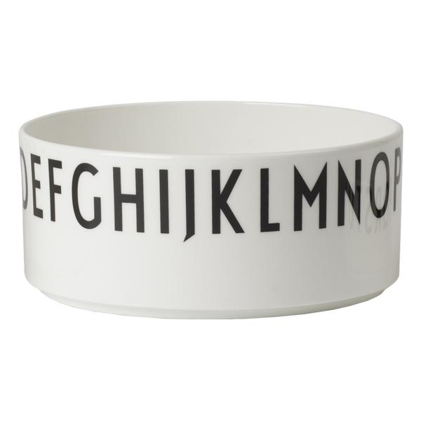 Design Letters Arne Jacobsen bowl, medium