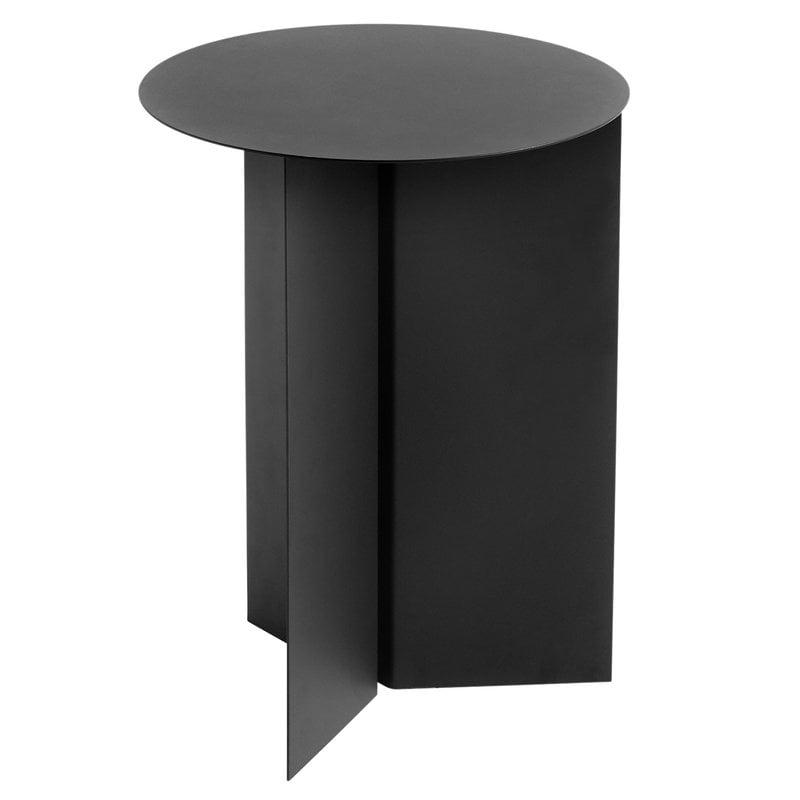 Hay Slit table, high, black