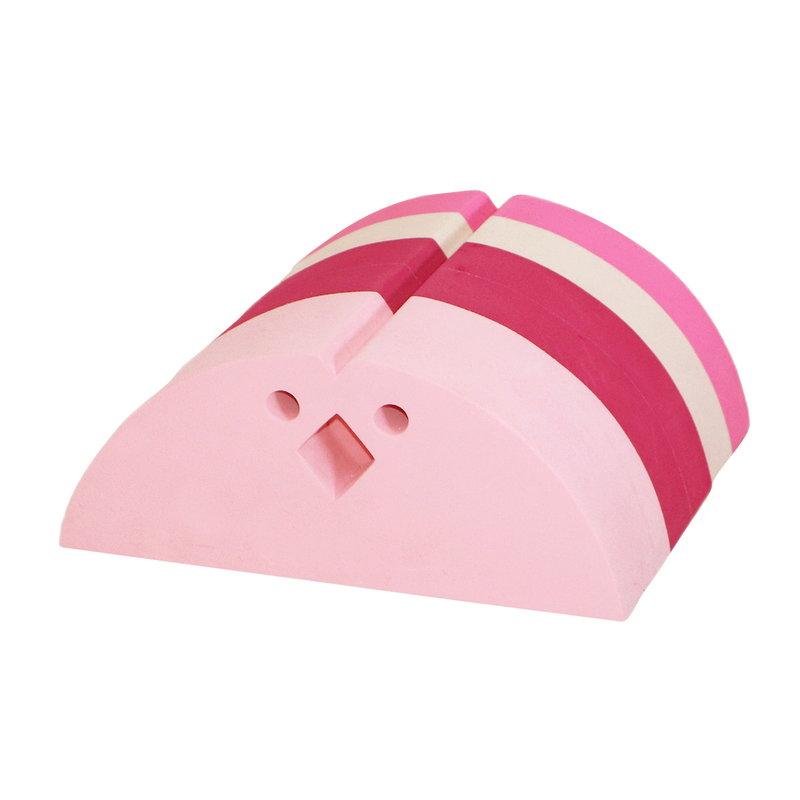 bObles Chicken, pink