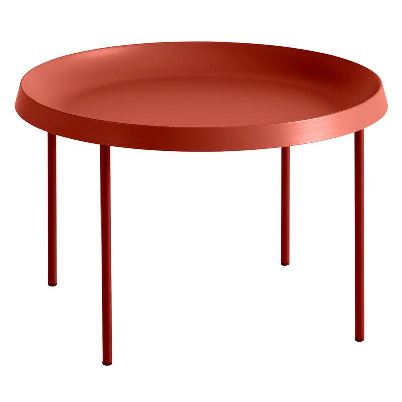 Hay Tulou sohvapöytä 55 cm, oranssi