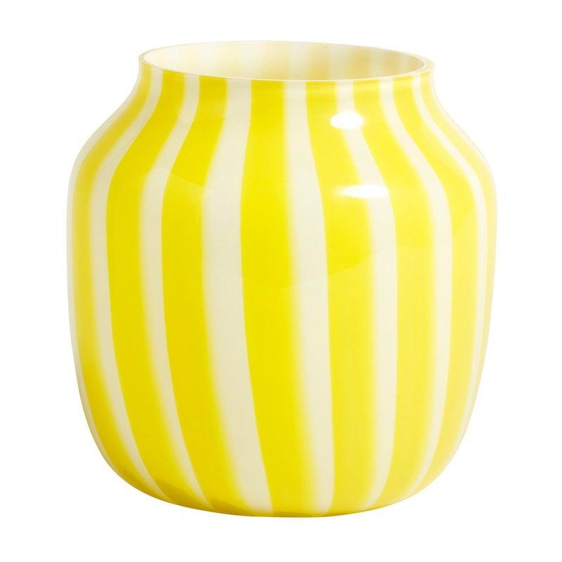Hay Juice maljakko, leveä,  keltainen