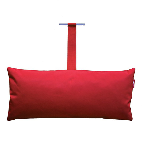 Fatboy Headdemock pillow, red