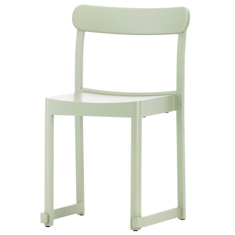 Artek Atelier chair, green