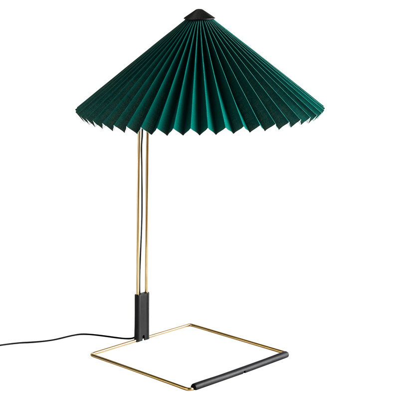 Hay Matin table lamp, large, green