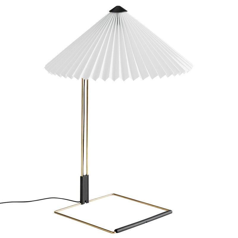 Hay Matin table lamp, large, white