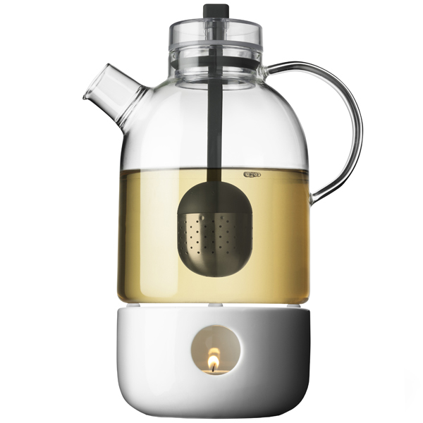 Menu Kettle heater for teapot