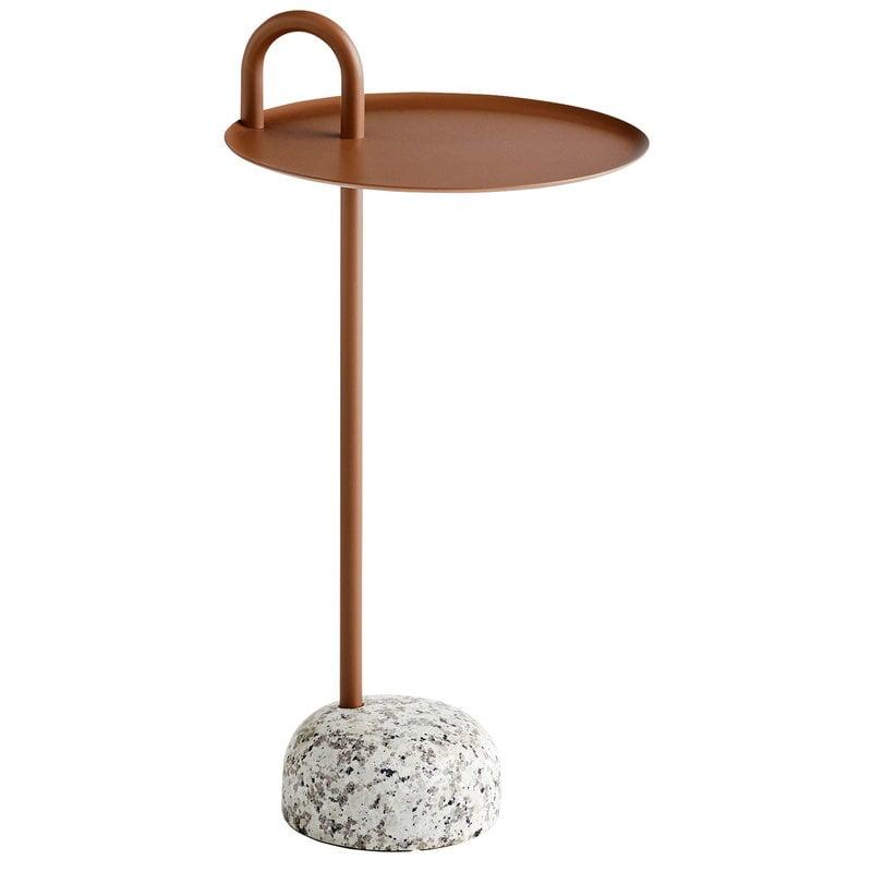 Hay Bowler side table, pale brown