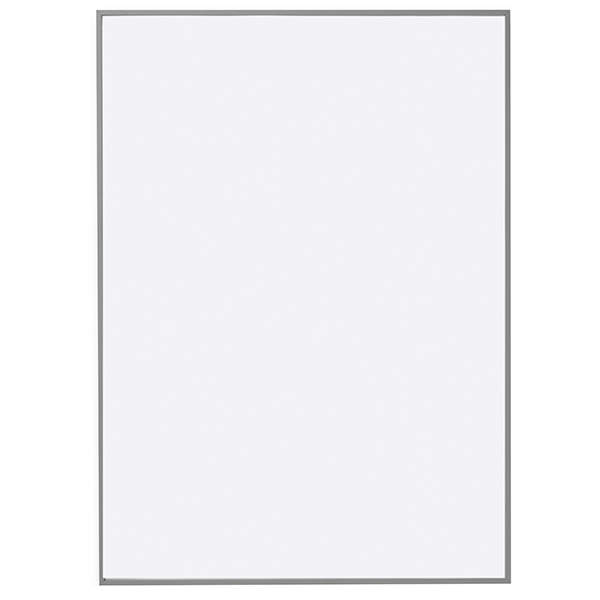 By Lassen Illustrate picture frame 50 x 70 cm, cool grey | Finnish ...