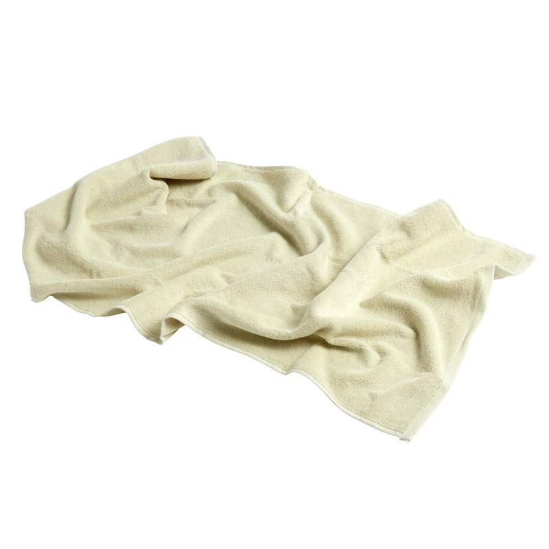 Hay Frotte towel 100 x 50 cm, mint green