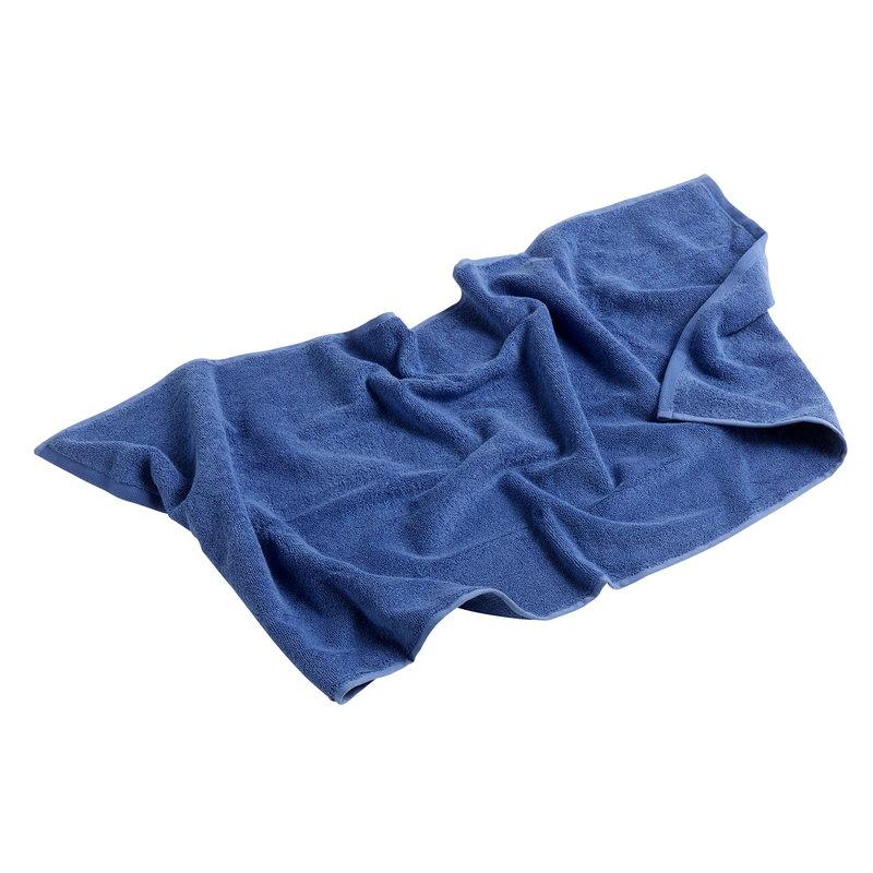 Hay Frotte pyyhe 100 x 50 cm, sininen