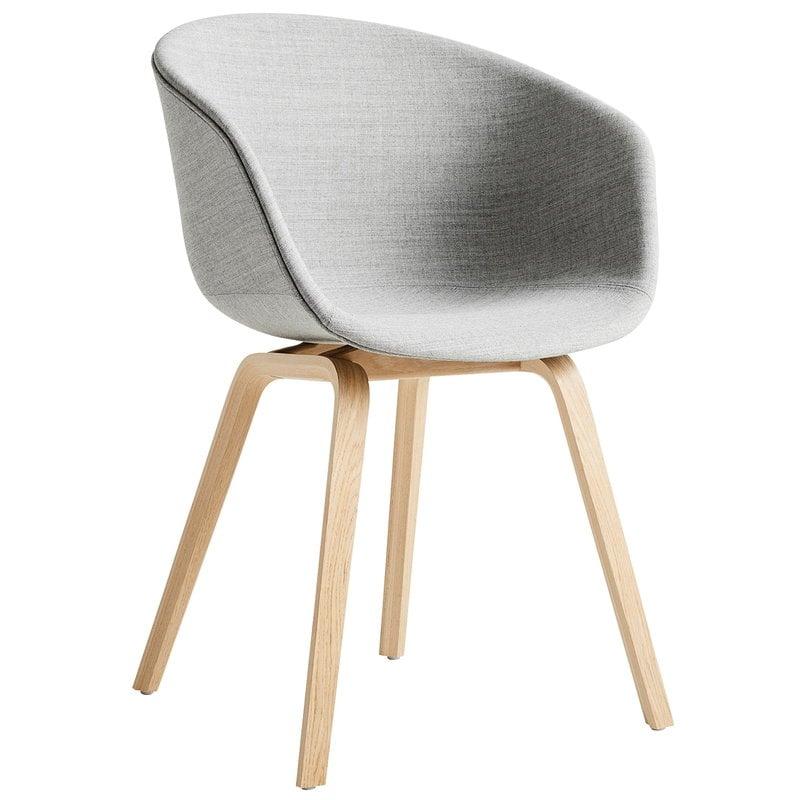 Hay About a Chair AAC23, matt lacquered oak - Remix 123
