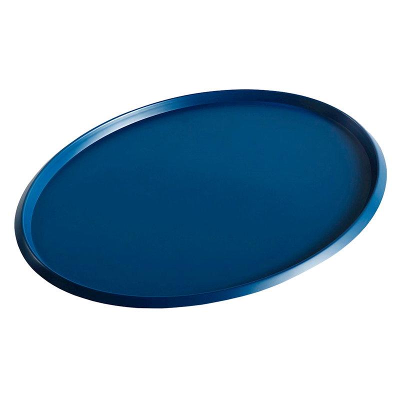 Hay Ellipse tray, L, dark blue