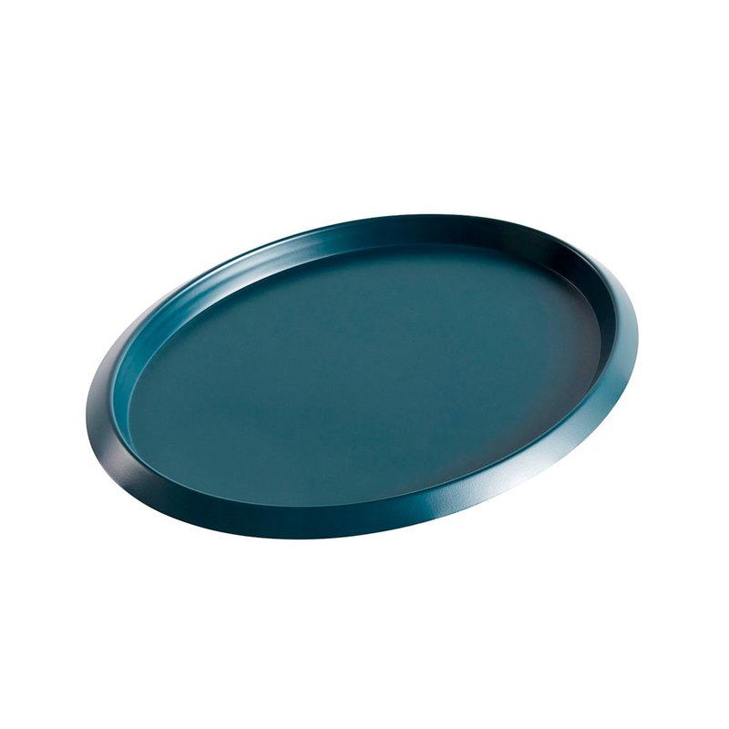 Hay Ellipse tray, S, dark green