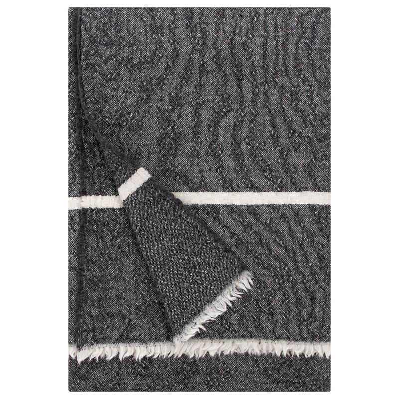 Lapuan Kankurit Coperta Tanhu, nero - bianco