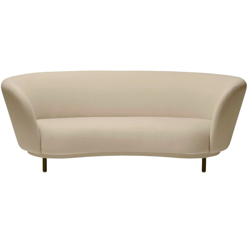Massproductions Dandy sofa, 2-seater