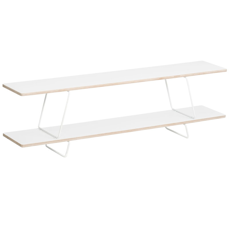 Showroom Finland Mixrack shelf L, white