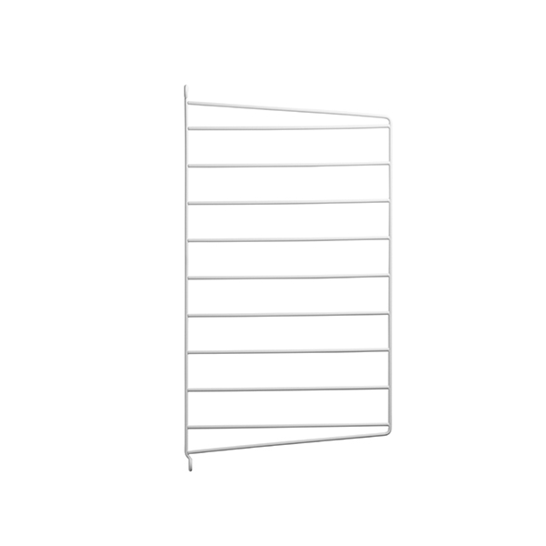 String String side panel 50 x 30 cm, 1-pack, white