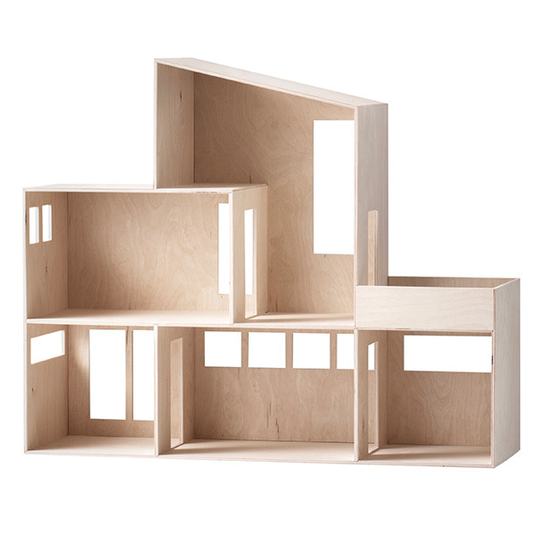 Ferm Living Funkis dollhouse