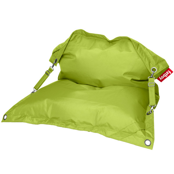 Fatboy Buggle Up bean bag, lime