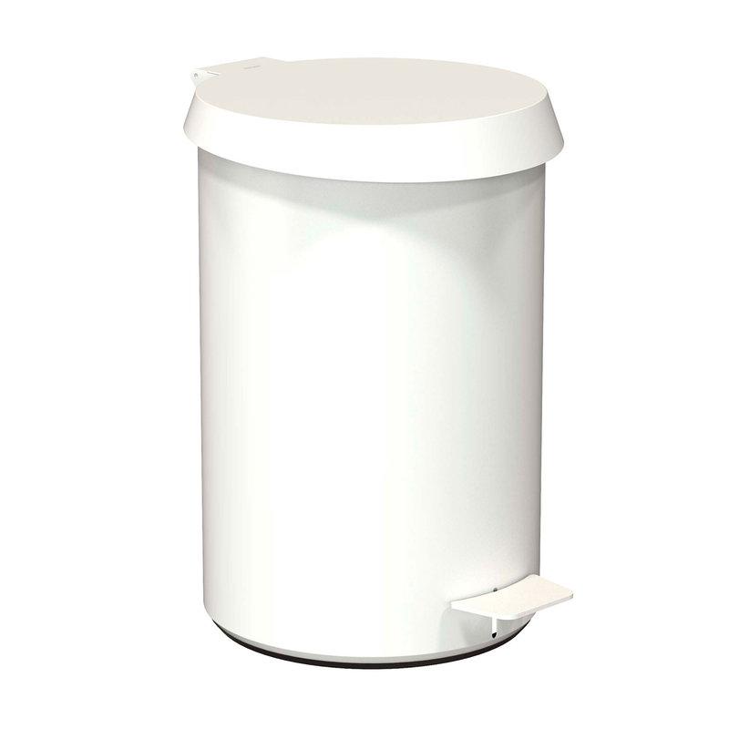 Frost Pedal Bin 350 poljinroska-astia, valkoinen
