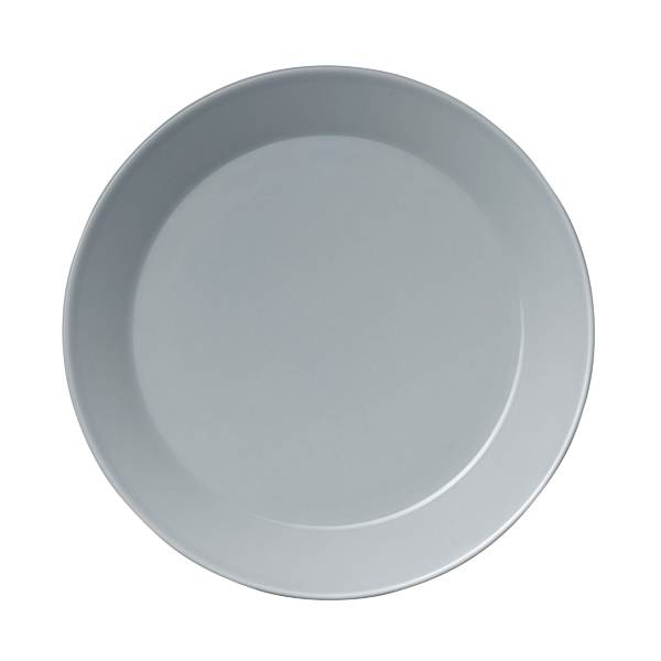 Iittala Teema lautanen 21 cm, helmenharmaa