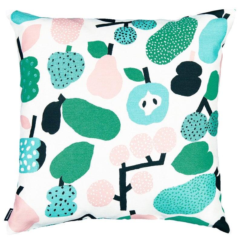 Kauniste Fodera per cuscino Tutti Frutti, verde chiaro