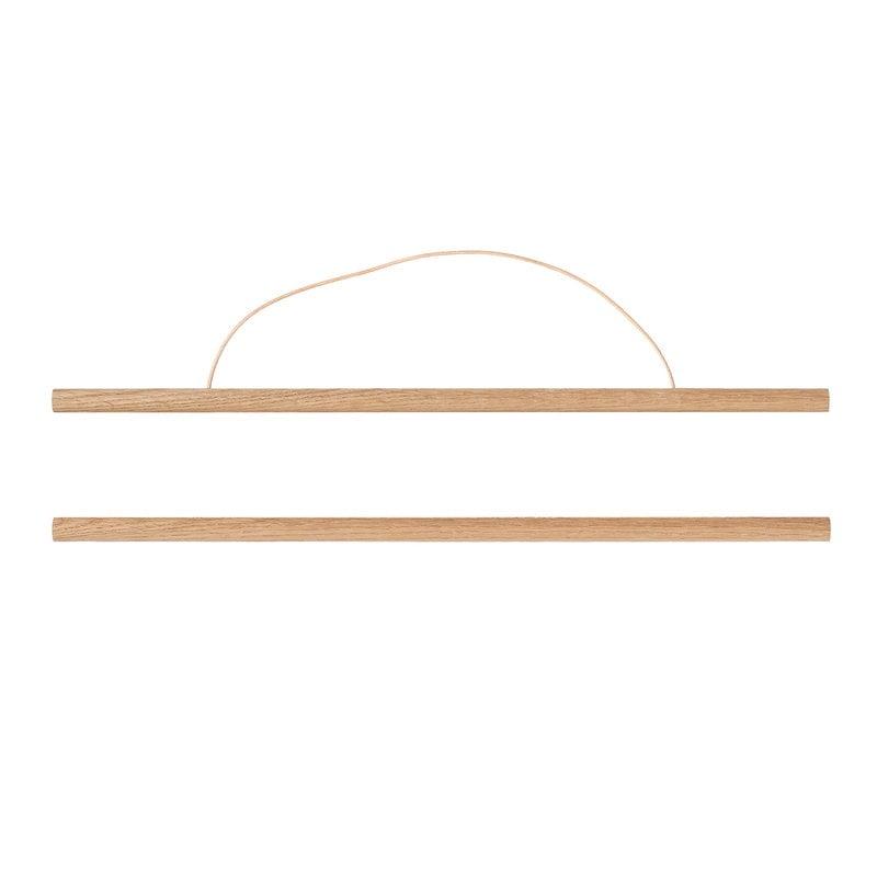 Teemu Järvi Illustrations Puinen julisterima, 50 cm