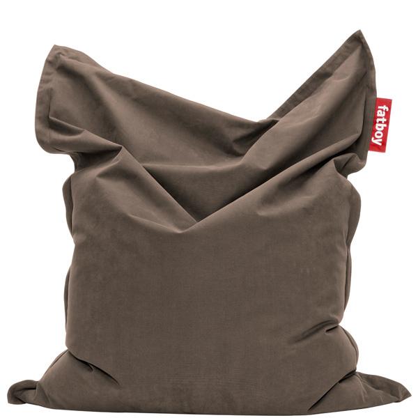 Fatboy Original Stonewashed bean bag, brown