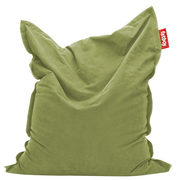 Fatboy Original Stonewashed bean bag, lime