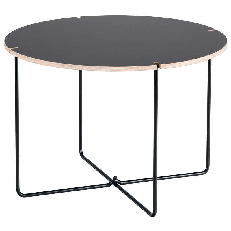 Showroom Finland Mixrack table L, black