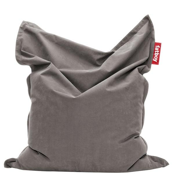 Fatboy Original Stonewashed Bean Bag Taupe Finnish Design Shop