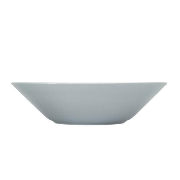 Iittala Teema syvä lautanen 21 cm, helmenharmaa