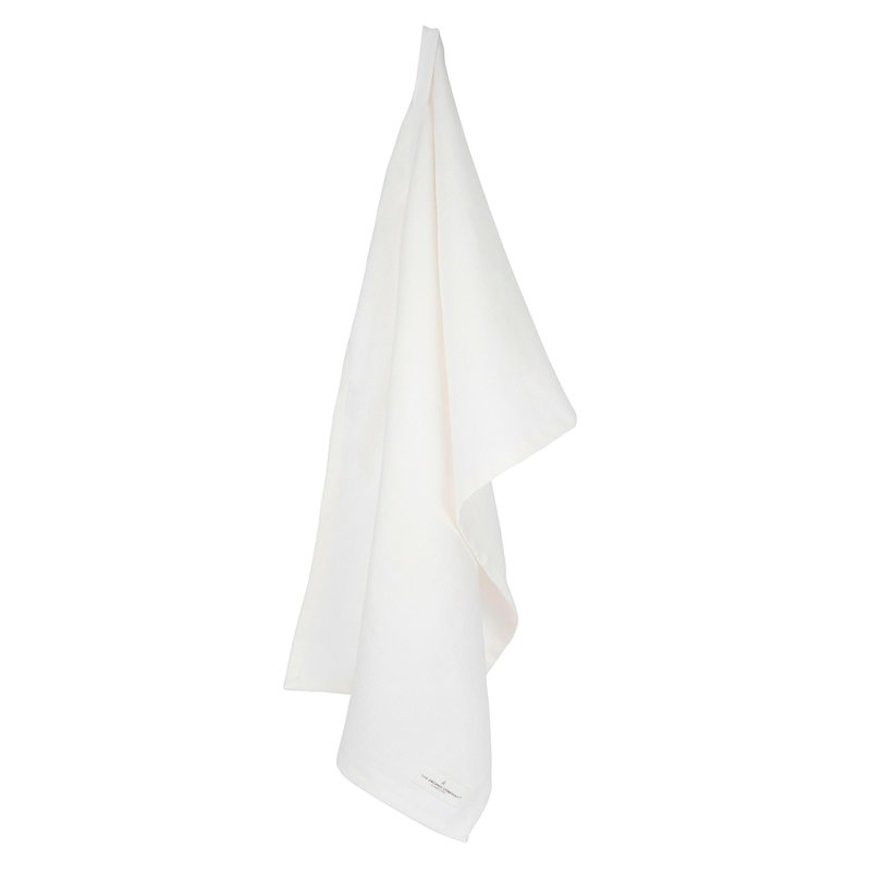 The Organic Company Kitchen towel, natural white